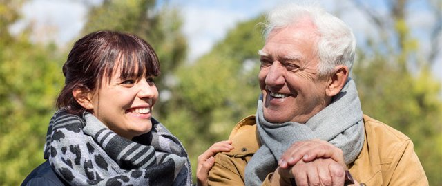 How to care for a person with dementia